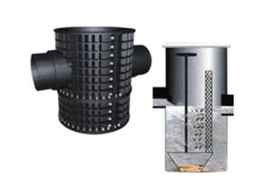 The Composition of Rainwater Collection and Utilization System